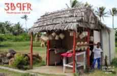 3B9FR ostrov Rodrigues