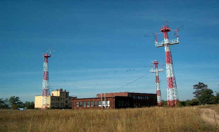 Kontrolná meracia stanica Hviezdoslavov