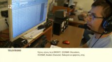 Rádioklub Omega OM3KFF (OM5M) v relácii RTVS Televíkend